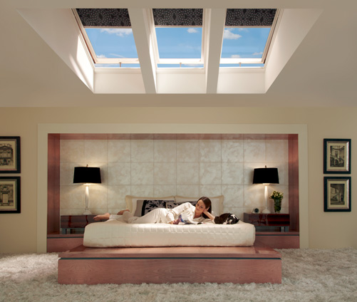 Bedroom Skylights