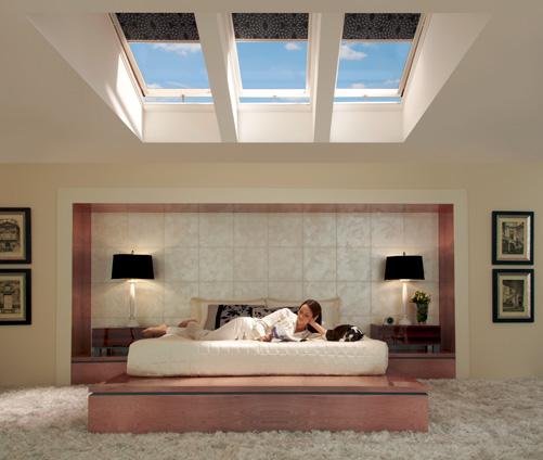 Bedroom Skylights