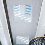 skylights inside home