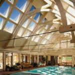 Glass Roof Skylights