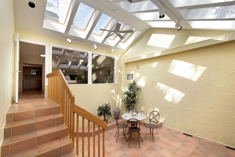 skylight energy efficient