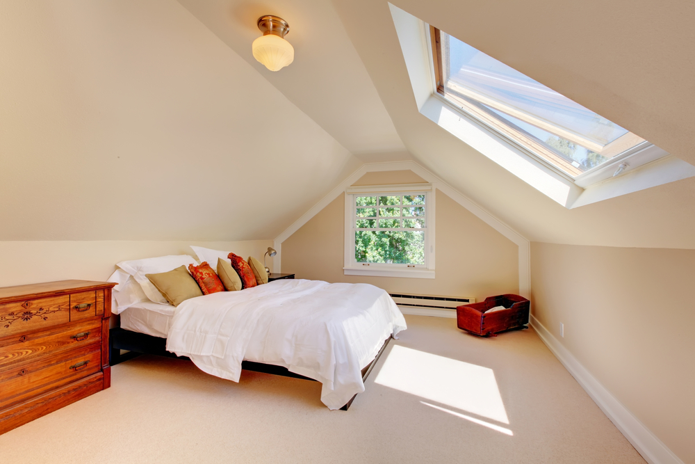 where to position skylight